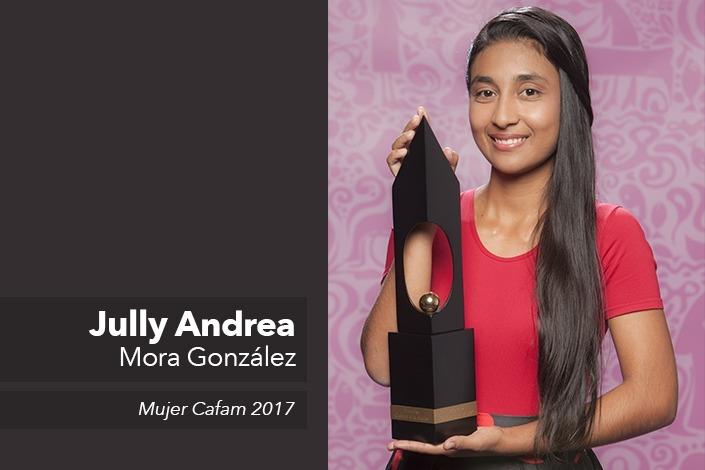 Foto: Premio Cafam a la Mujer 2017