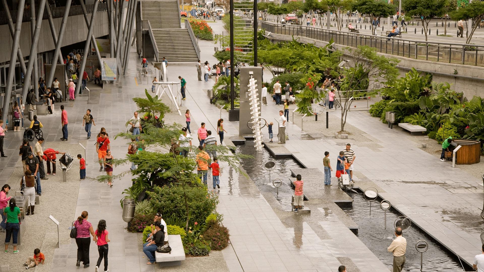 Foto: Parque Explora Medellín