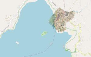 Imagen de Open Street Map