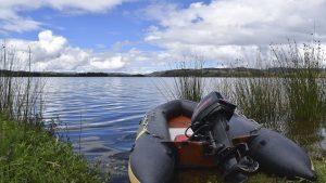 Varios hoteles ubicados en la cuenca del lago de Tota son investigados por infracciones ambientales.